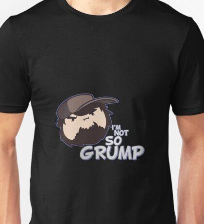Jon Grump Not So Grump - Game Grumps Classic - Egoraptor Jontron Unisex T-Shirt