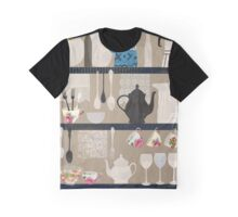 In the Kitchen Graphic T-Shirt