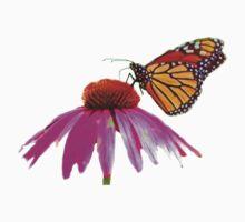 Monarch (butterfly) Kids Tee