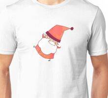 Happy Little Santa (#06) Unisex T-Shirt