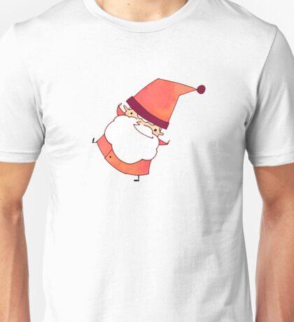 Happy Little Santa (#06) Unisex T-Shirt