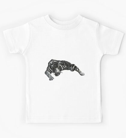 Digital Paint Kids Tee