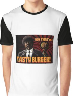 Now That is a tasty burger Graphic T-Shirt