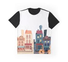Urban Parallels Graphic T-Shirt