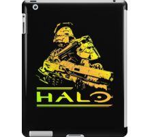 Halo - Gold iPad Case/Skin