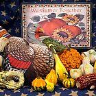 Happy Thanksgiving, Y'all!!! by WildestArt