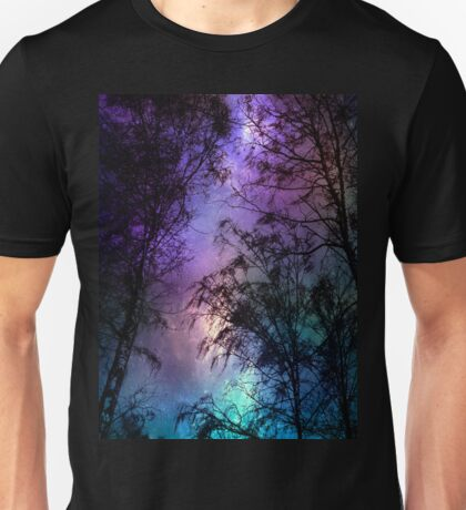 Night sky 1 Unisex T-Shirt