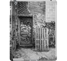Exit to the Streets iPad Case/Skin