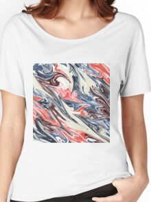 Abstract pattern171 Women's Relaxed Fit T-Shirt