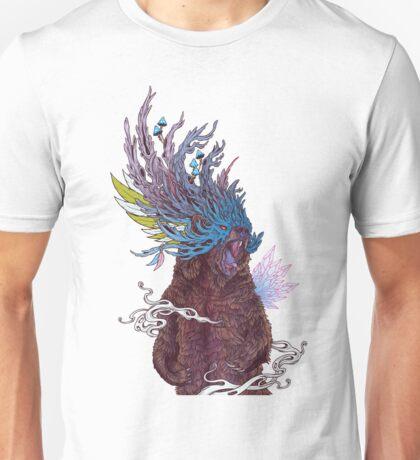 Journeying Spirit (Bear) Unisex T-Shirt