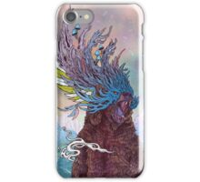 Journeying Spirit (Bear) iPhone Case/Skin