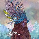 Journeying Spirit (Bear) by MatMiller