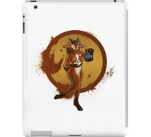Kaldi's Goat iPad Case/Skin