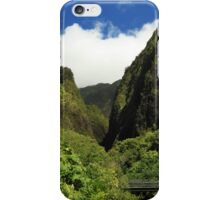 Iao Needle - Iao Valley iPhone Case/Skin