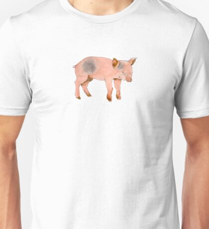 Little Piggy Unisex T-Shirt