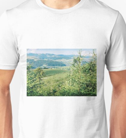 Cows On The Meadow Unisex T-Shirt