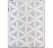 Sacred Geometry: Flower of Life - Pastel Zen iPad Case/Skin