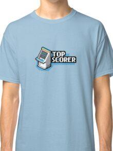 Pixel Arcade Top Scorer Classic T-Shirt