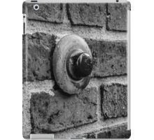 Boston Doorbell iPad Case/Skin