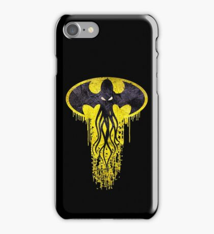Lovecraft Bat Cthulhu iPhone Case/Skin