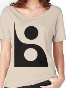 Yin and Yang. Women's Relaxed Fit T-Shirt