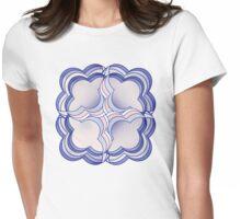 Flower Power! Womens Fitted T-Shirt