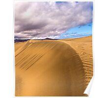 Sand & Sky Poster