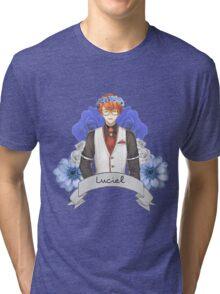 Mystic Messenger 707 // Luciel // Saeyoung Choi Tri-blend T-Shirt
