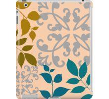 Leaves And Scrolls iPad Case/Skin