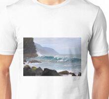Na Pali Coast In Hawaii Unisex T-Shirt