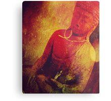 The Buddha Metal Print