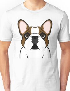 Frenchie - Fawn Pied Unisex T-Shirt