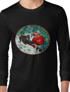 HO HO HO UNDER THE SEA Long Sleeve T-Shirt