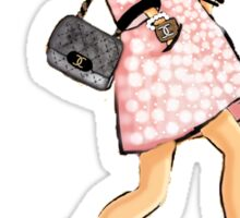 Miss Chanel Sticker