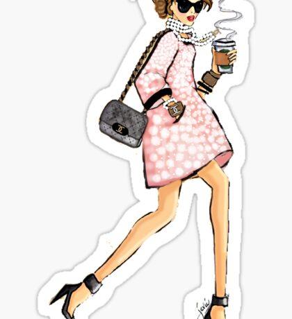 Miss Chanel Sticker