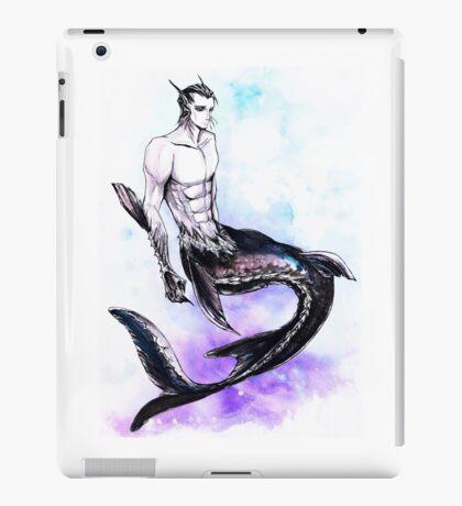 Kirk Fish iPad Case/Skin