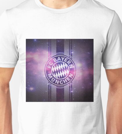 Bayern Munchen Galaxy Unisex T-Shirt