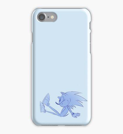 Sonic - The Hedgehog iPhone Case/Skin