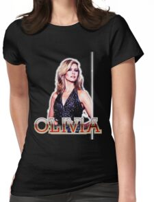 OLIVIA NEWTON-JOHN - XANADU - MAGIC Womens Fitted T-Shirt