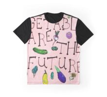 The Future Is Veg Graphic T-Shirt