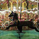 Carousel Black Beauty by CreativeEm