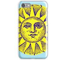 Vintage Sun iPhone Case/Skin