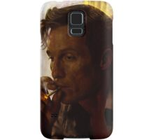 True Detective - Rust Cohle Samsung Galaxy Case/Skin
