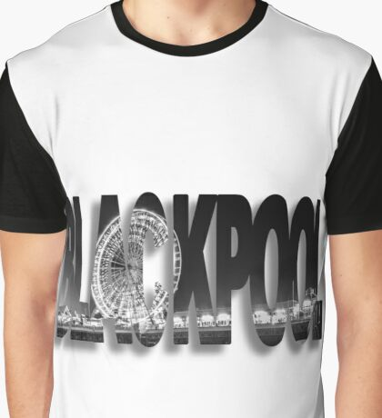 Blackpool Graphic T-Shirt
