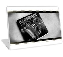 The book on film Laptop Skin