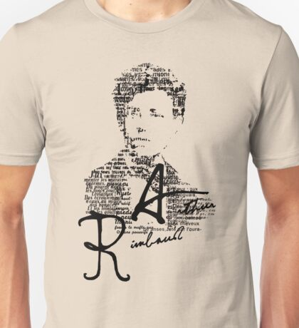 Rimbaud Unisex T-Shirt