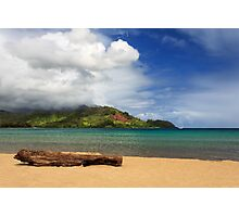 A Lazy Day In Hanalei Photographic Print