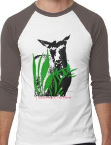I Recommend The Salad Men's Baseball ¾ T-Shirt
