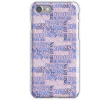 Crybaby-  iPhone Case/Skin