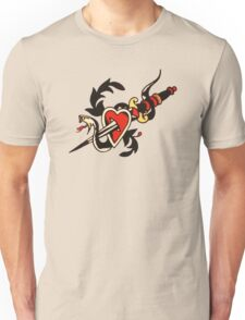 Sailor old school tattoo  Unisex T-Shirt